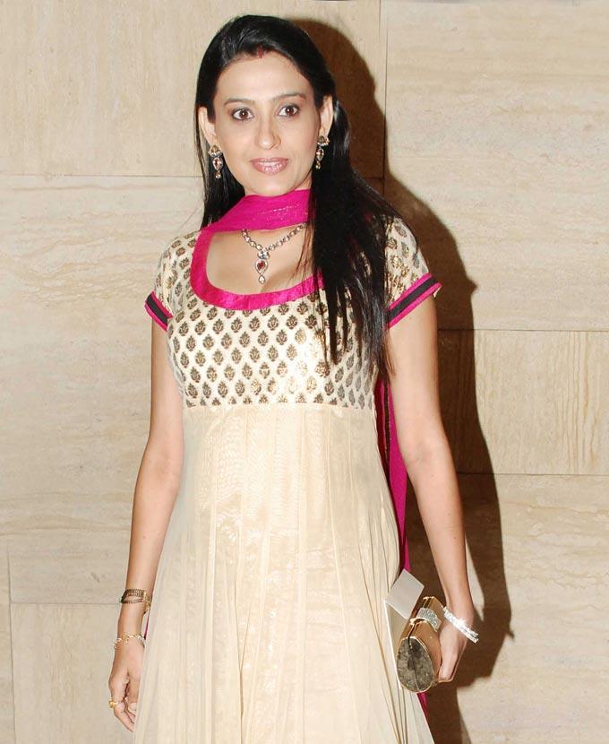 Smita Bansal at Balika Vadhu 1000 Episode Bash