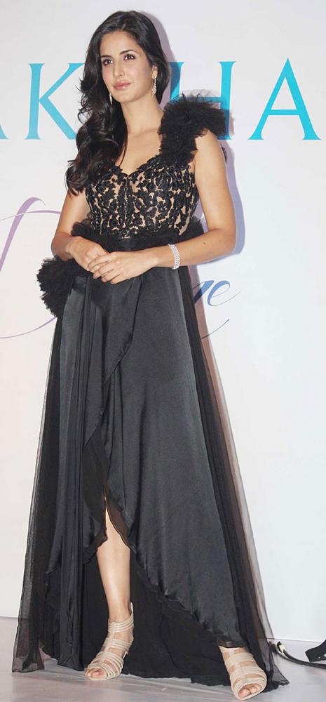 Katrina Spotted At Nakshatra Jewellery Event