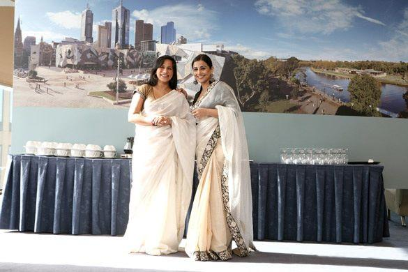 Vidya Balan at the Launch of the Indian Film Festival of Melbourne