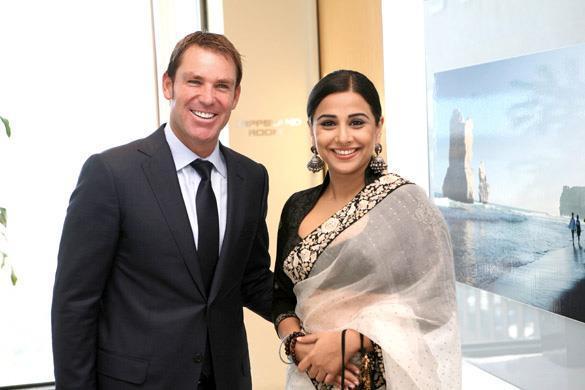 Vidya Balan Launches The Indian Film Festival Melbourne 2012