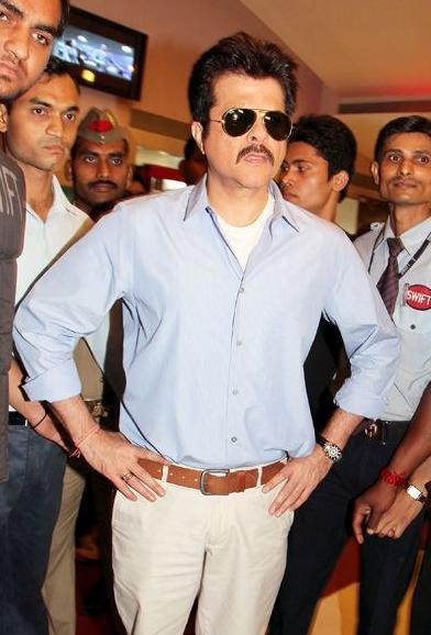 Anil Kapoor at The Promotional Event Of Tezz