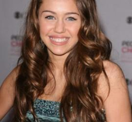 Miley Cyrus Beautiful Open Smile Pic