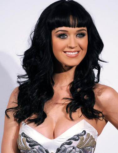 Katy Perry Black Hair Nice Still