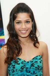 Freida Pinto Beauty Still