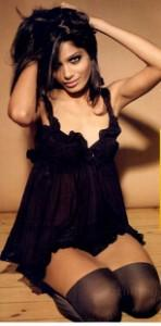 Freida Pinto Spicy Pose Photo Shoot