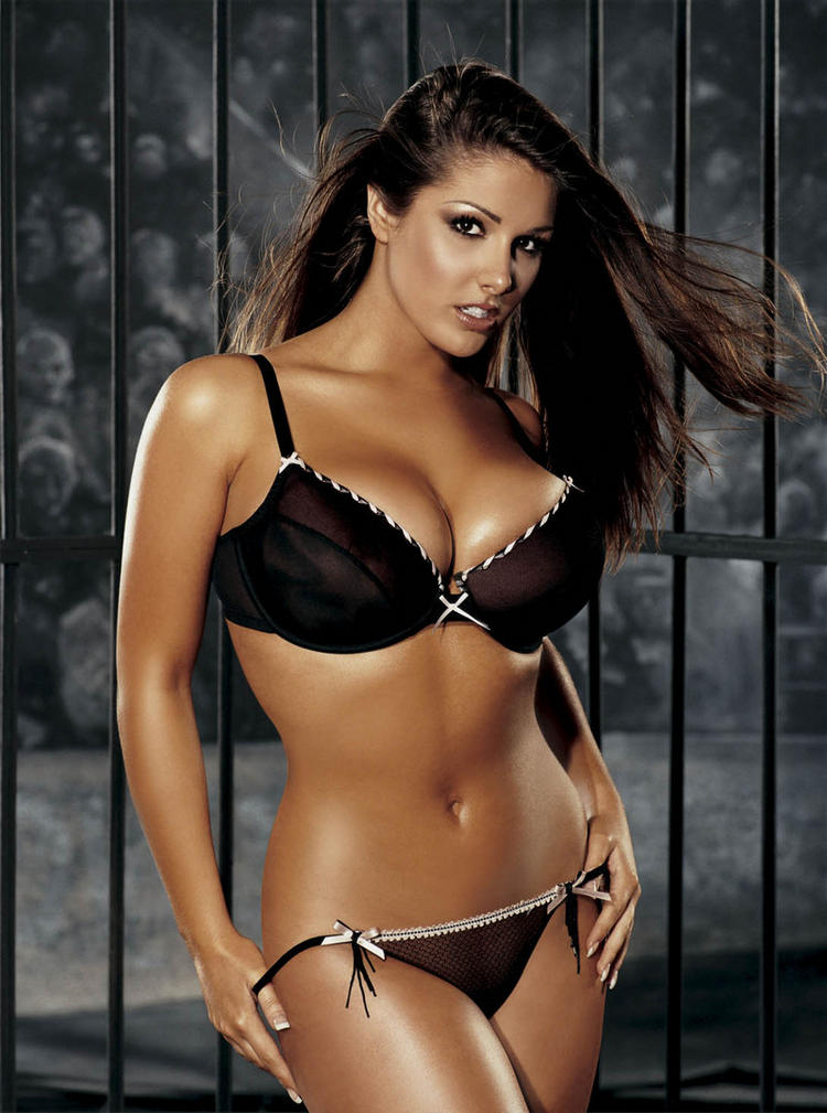 Lucy Pinder Hot Shocking Glamour Still