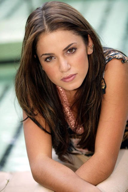 Nikki Reed Romantic Look Pics
