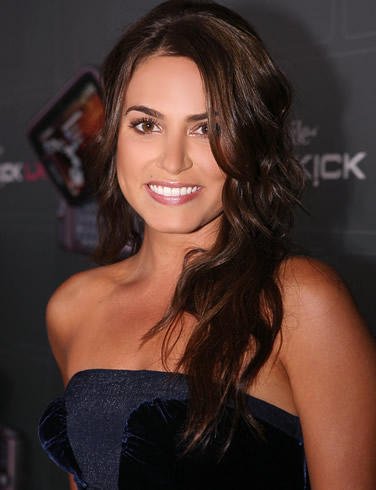 Nikki Reed Sweet Smiling Pics