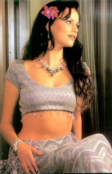 Yana Gupta Shiny Hot Look Still