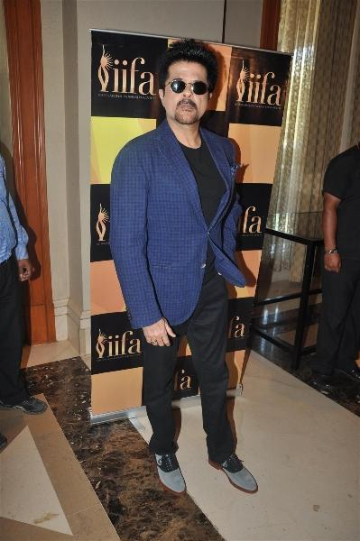 Anil Kapoor Looking Very Handsome In Blue Blazer