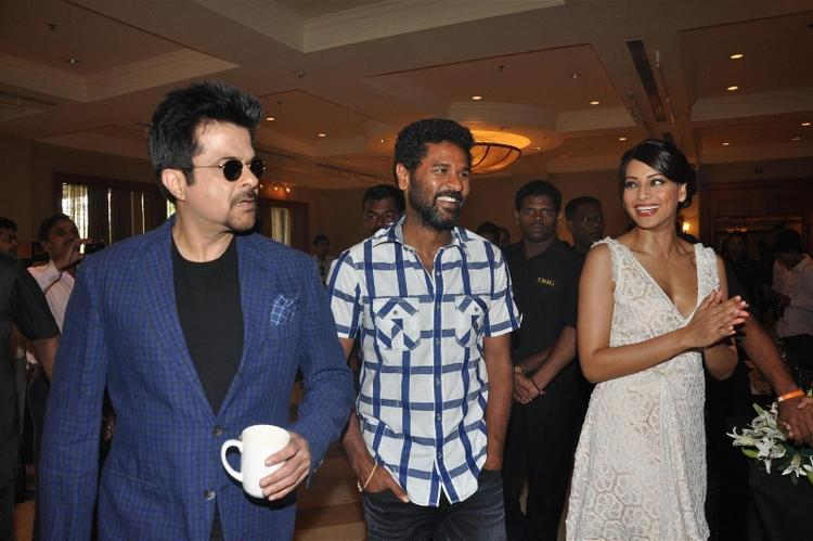 Celebs At IIFA Singapore 2012 Press Conference Images
