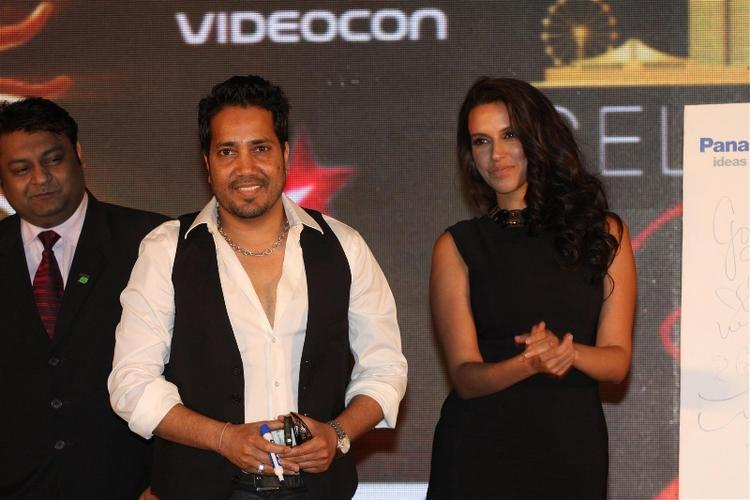 Neha Dhupia at IIFA Press Meet
