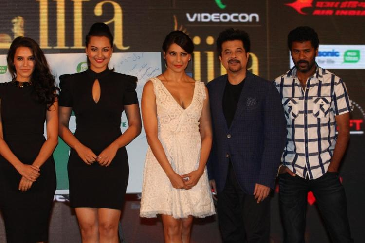 Press Conference For Performance Of IIFA
