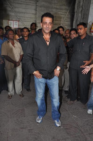 Sanjay Dutt Promotes Department on Extraaa Innings T20