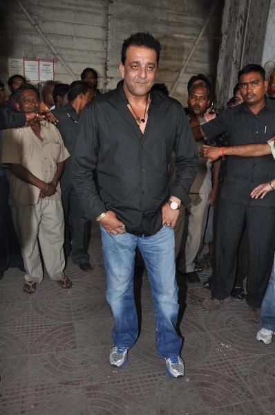Sanjay Dutt at The Promotional Event Of Department