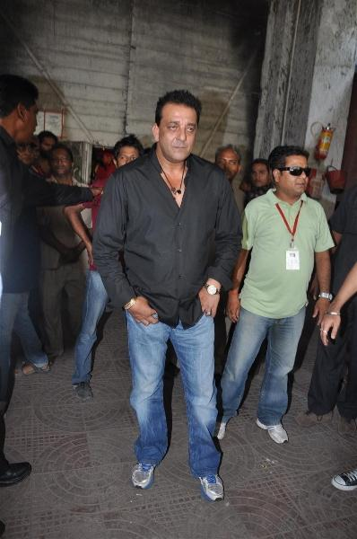 Sanjay Spotted On Sets Of Extra Innings T-20 To Promote Department