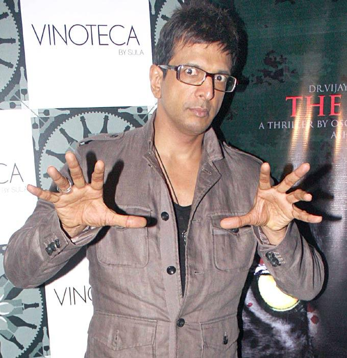 Jaaved Jaaferi at The Success Bash Of The Forest