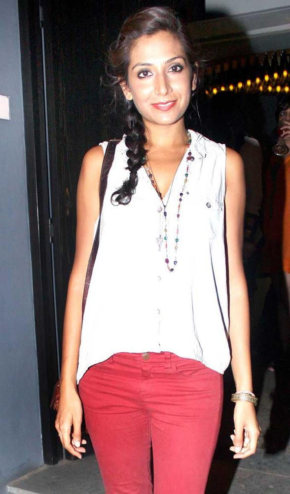 Monica Dogra at The Success Bash Of The Forest