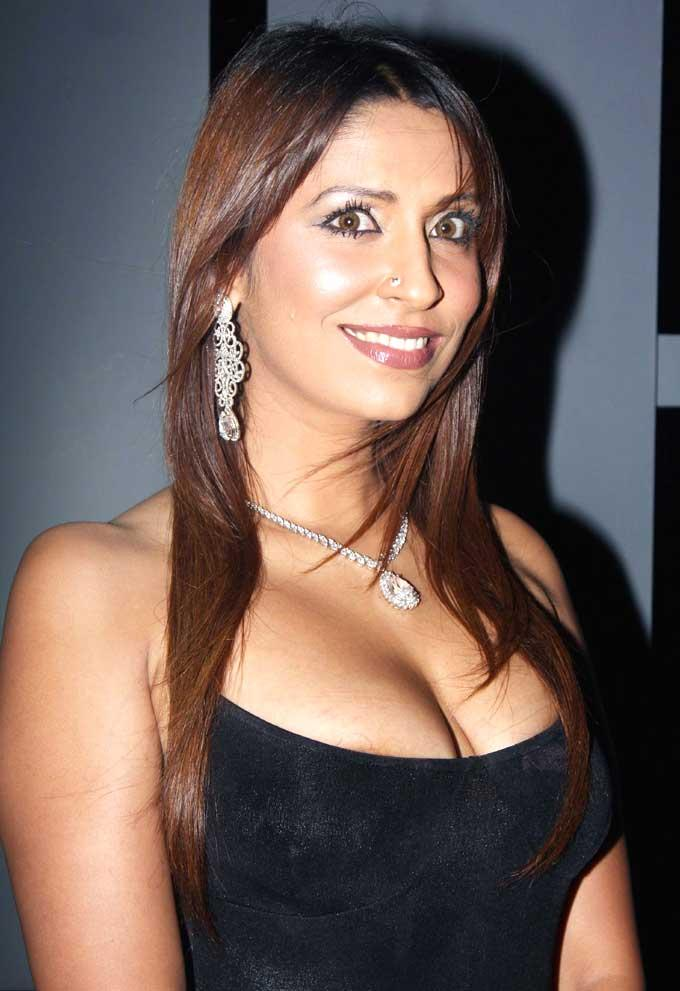 Pooja Misrra at The Forest Success Party