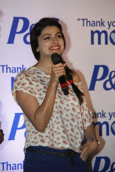Prachi Desai Smiling Pics