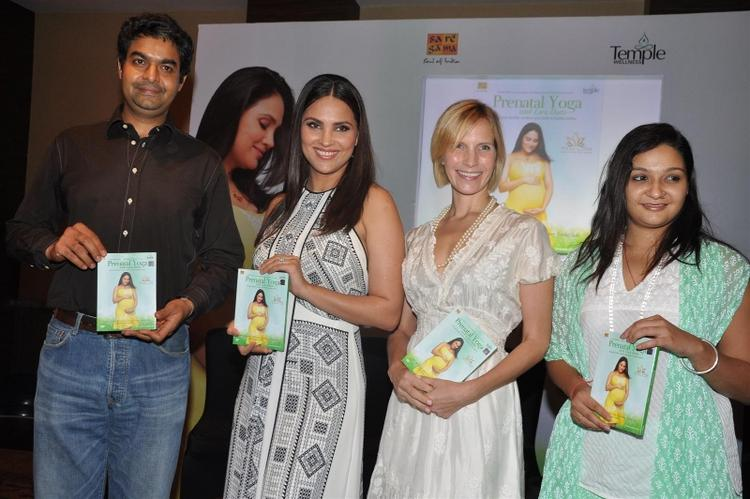 Prenatal Yoga DVD With Lara Dutta