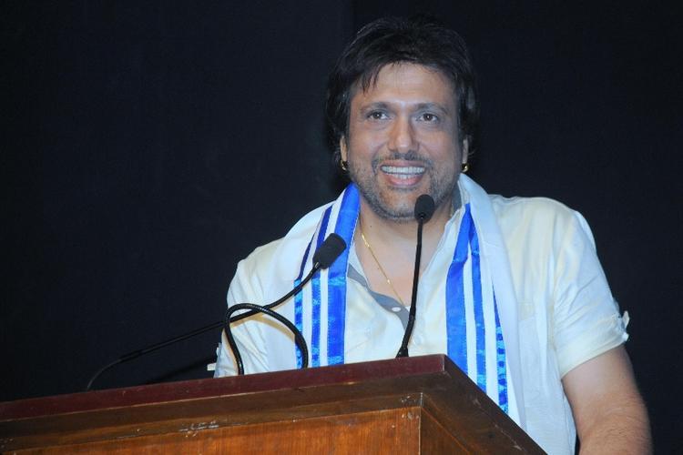 Govinda During Mother Teresa International Award  2012