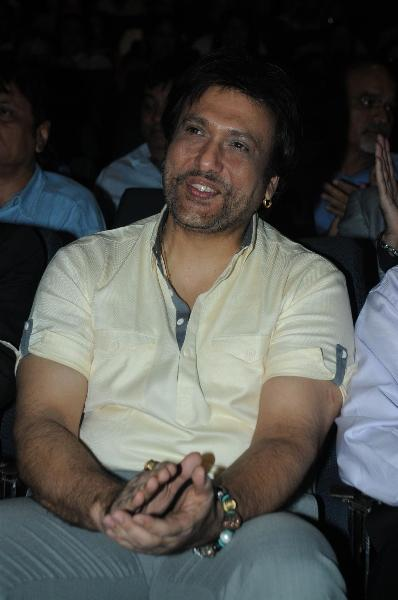 Govinda at Mother Teresa Awards 2012 in Mumbai