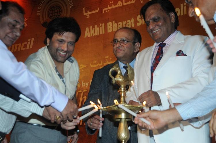 Govinda at Mother Teresa International Award