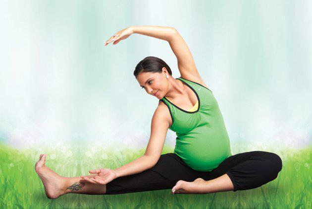 Lara Dutta Latest Yoga Still