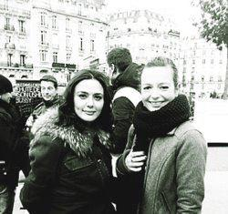 Dimple Beauty Preity Zinta was Spotted On The Sets Ishq In Paris