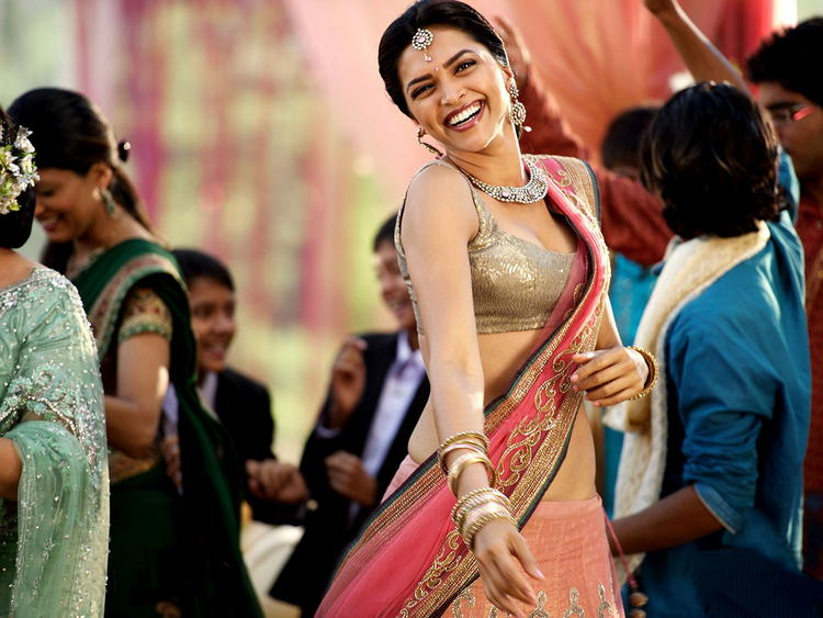 Deepika Padukone Dancing Pic In Break Ke Baad