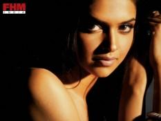 Deepika Padukone Hot FHM Magazine Still
