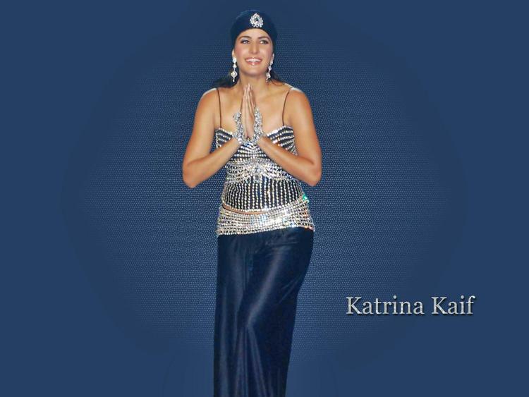 Gorgeous Babe Katrina Kaif Wallpaper