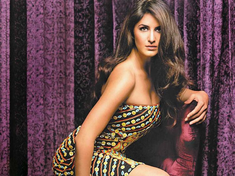 Katrina Kaif Latest Spicy Hot Pose Photo Shoot