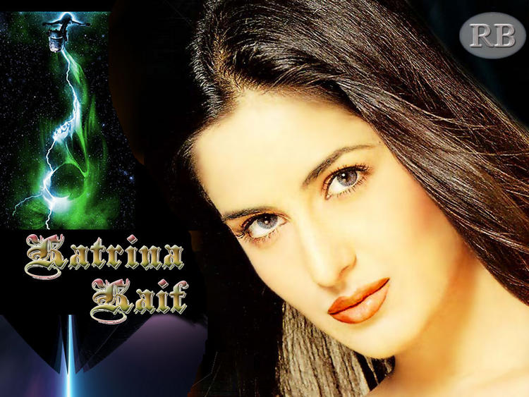 Katrina Kaif Romantic Face Look Wallpaper