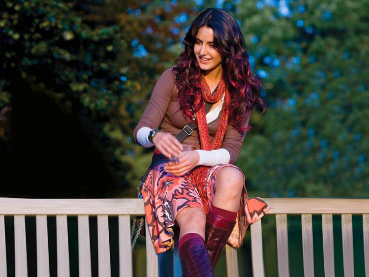 Stunning Babe Katrina Kaif Cute Photo
