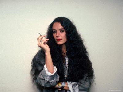 Sonia Braga Smoking Picture