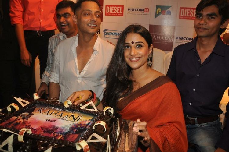 Vidya Balan Launch Kahaani Movie Home Video