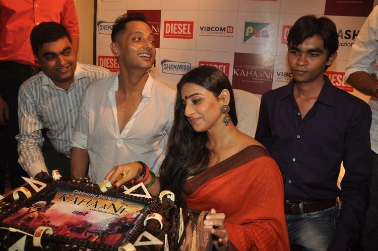 Vidya Balan Launches Kahaani DVD