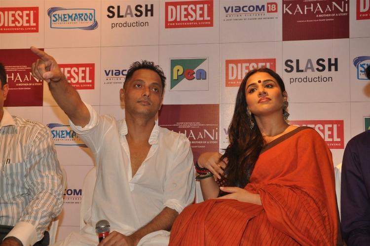 Vidya Balan Pic at Kahaani Movie DVD Launch