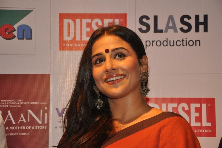 Vidya Balan Sweet Smile Gorgeous Pic