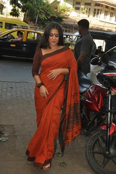 Vidya Balan Unveils The DVD Launch Of The Film Kahaani