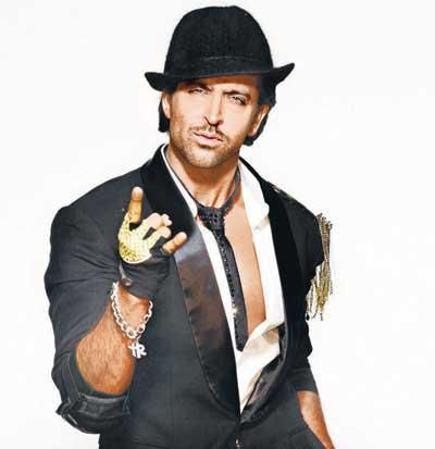 Dancing Star Hrithik Roshan Stylist Pic In Just Dance