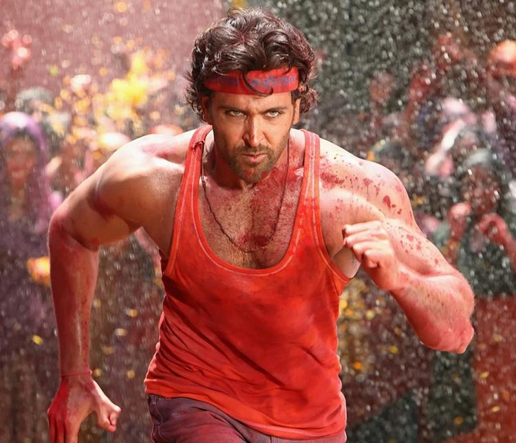 Hrithik Angry Look In Agneepath