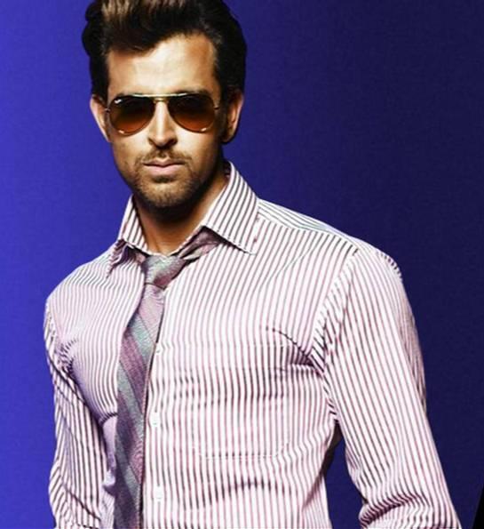 Hrithik Roshan Hot Look For John Player