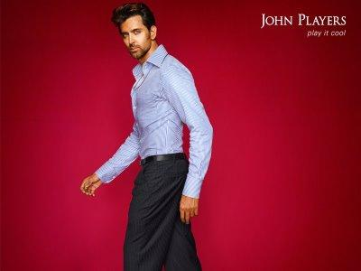 Hrithik Roshan John Players Costume Pic