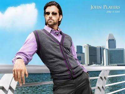 Hrithik Roshan Stylist Photo For John Players