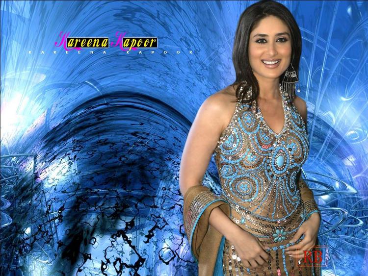 Kareena Kapoor Sexy Dress Sweet Wallpaper