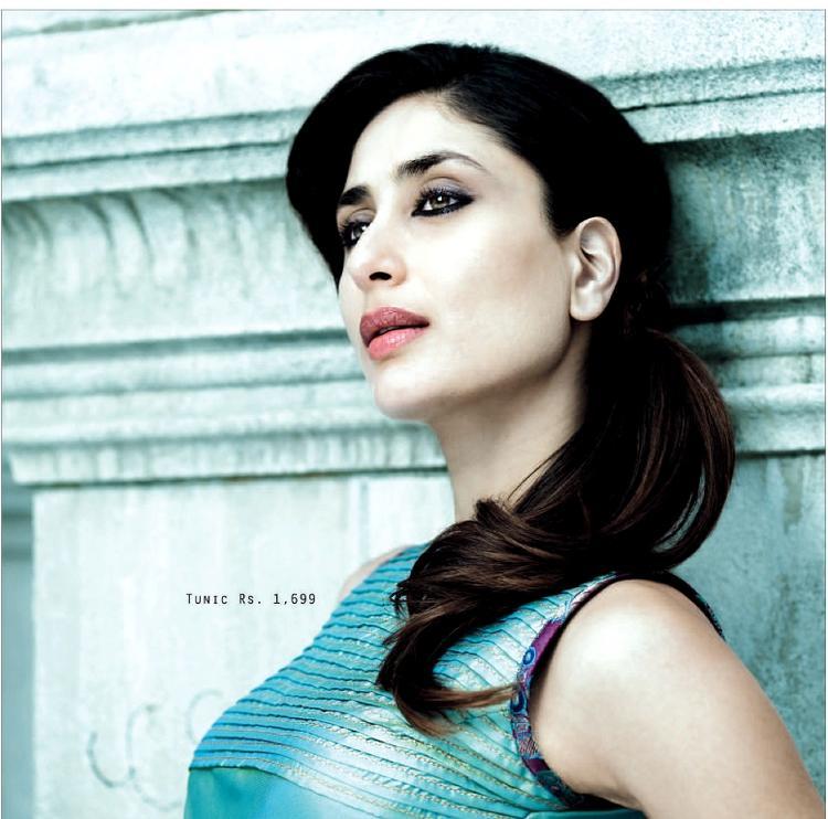 Kareena Kapoor Spicy Look Photo Shoot
