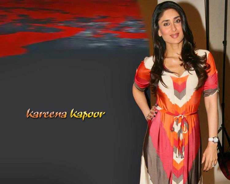 Lovely Babe Kareena Kapoor Wallpaper